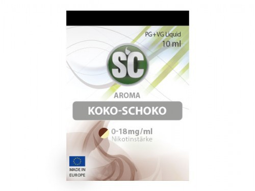 SC 10ml Liquid Koko-Schoko