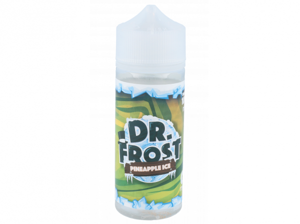 Dr. Frost - Pineapple Ice - 100ml 0mg/ml