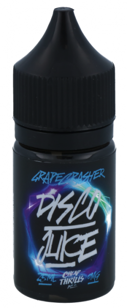 Disco Juice - Grape Crasher 0mg/ml