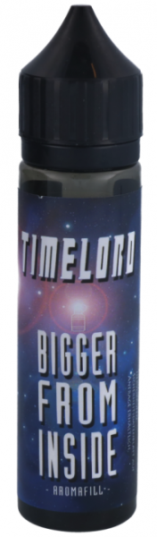 Twisted - Timelord - Bigger from Inside 0mg/ml 50ml