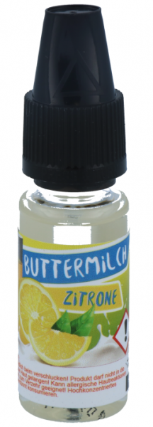 Smoking Bull - Aroma Buttermilch Zitrone 10 ml