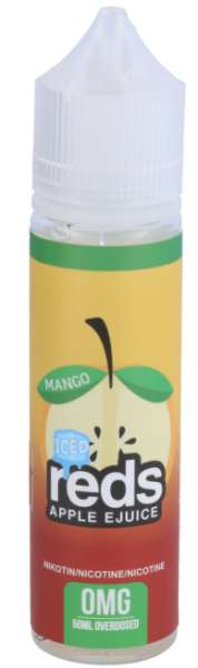 red's Apple EJuice - Mango Ice 0mg/ml 50ml