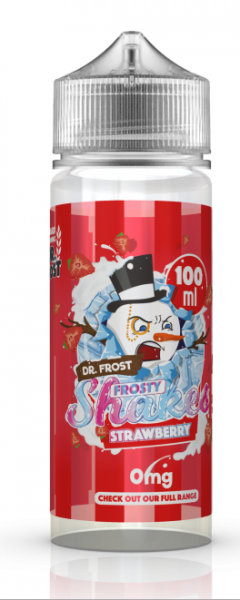 Dr. Frost - Frosty Shakes - Strawberry 0mg/ml