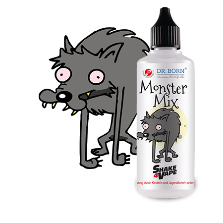 Dr.Born Shake4Vape Monster Mix