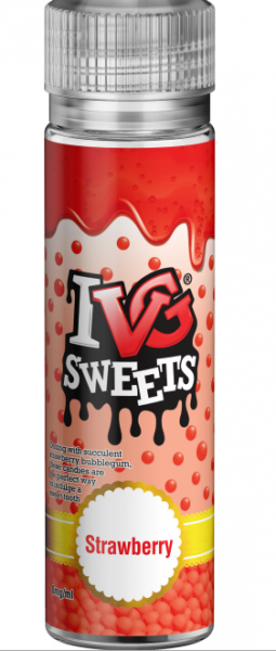 IVG - Sweets - Strawberry - 50ml - 0mg