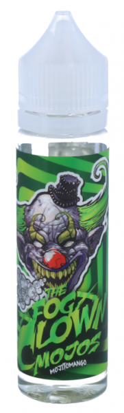 The Fog Clown - Mojos - 50ml - 0mg/ml