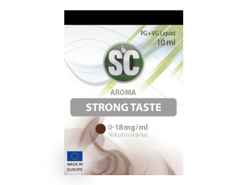SC 10ml Liquid Strong Taste Tobacco