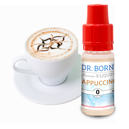 Dr. Born Liquid: Cappuccino