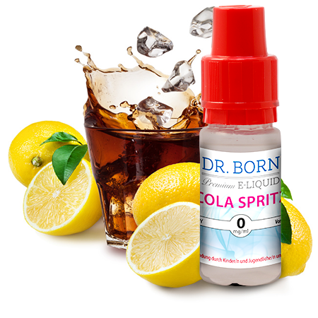 Dr.Born Liquid Cola-Spritz 10ml