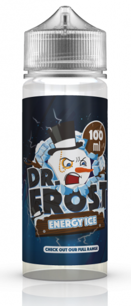 Dr. Frost - Polar Ice Vapes - Energy Ice - 0mg/ml