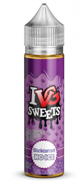 IVG - Sweets No Ice - Blackcurrant 50ml 0mg