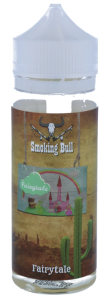 Smoking Bull - Fairytale - 100ml - 0mg
