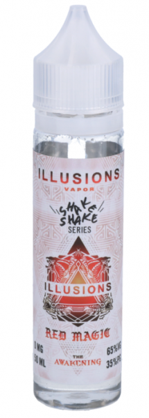Illusions - Red Magic 0 mg/ml 50ml