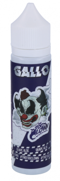 The Fog Clown - Gallo - 50ml - 0mg/ml