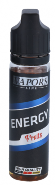 Vapors Line - Energy Fruits 0mg/ml 50ml