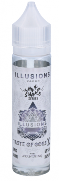 Illusions - Taste of Gods X 0 mg/ml 50ml