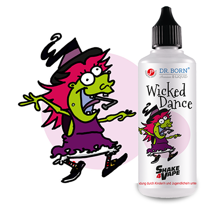 Dr.Born Shake4Vape Wicked Dance