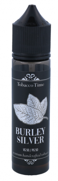 Tobacco Time - Aroma Burley Silver 20ml