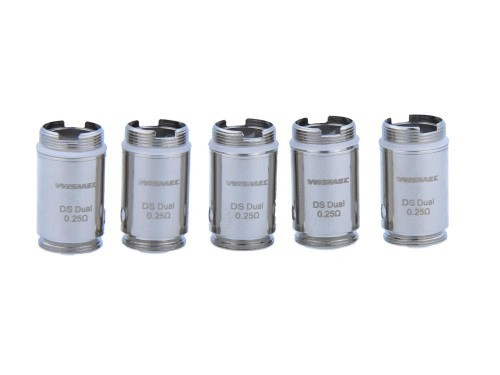 Steamax DS Dual Heads 0,25 Ohm