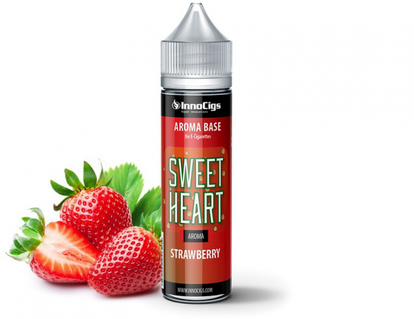 InnoCigs - Sweetheart - 0mg/ml 50ml