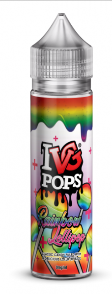 IVG - Pops - Rainbow Lollipop 50ml 0mg