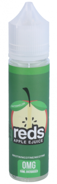 red's Apple EJuice - Watermelon 0mg/ml 50ml