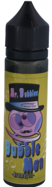 Twisted - Mr. Bubbles - Bubble Man 0mg/ml 50ml