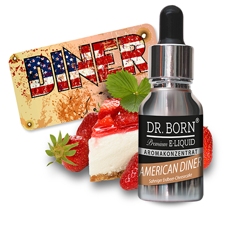 Dr. Born Aroma American Diner